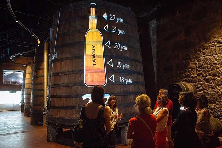 produção vinho do porto