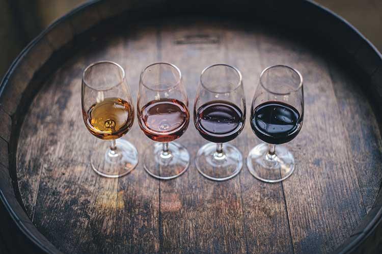 tipos vinho do porto