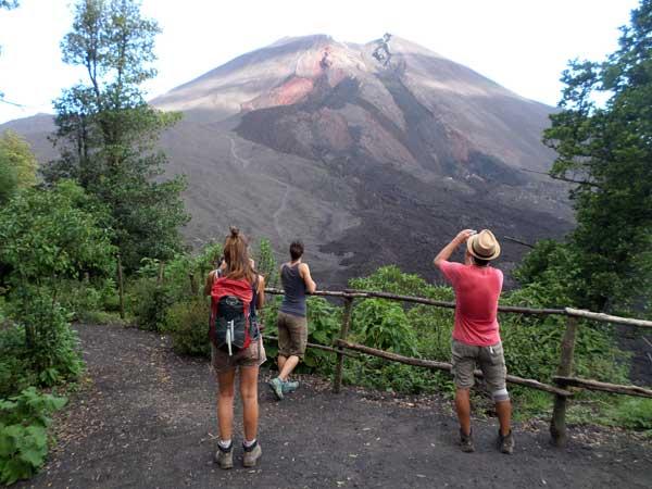 vulcão-Pacaya