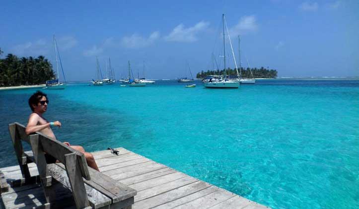 San Blas, o paraíso do Caribe