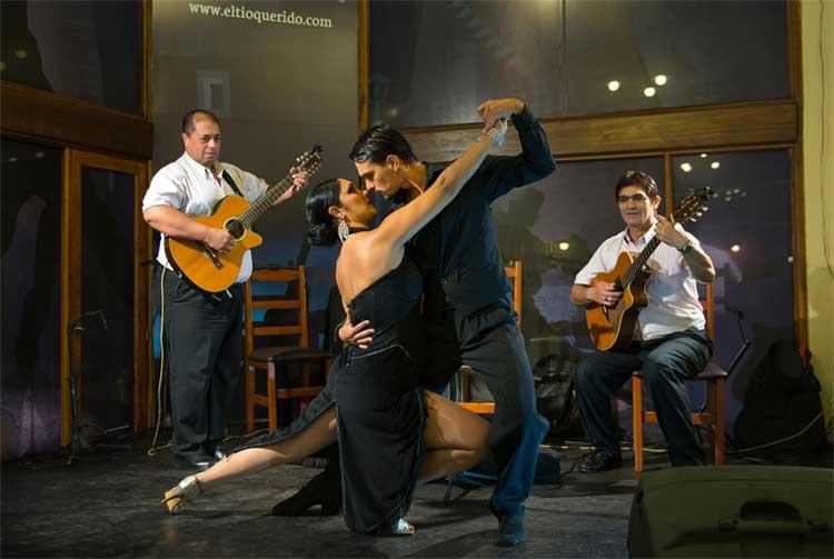 tango puerto iguazu