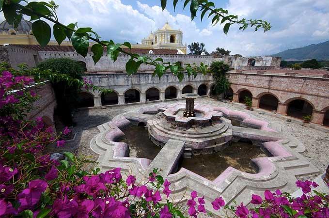 igrejas antigua guatemala