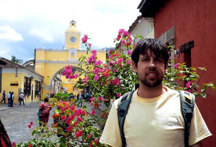 onde ficar hospedar em antigua guatemala