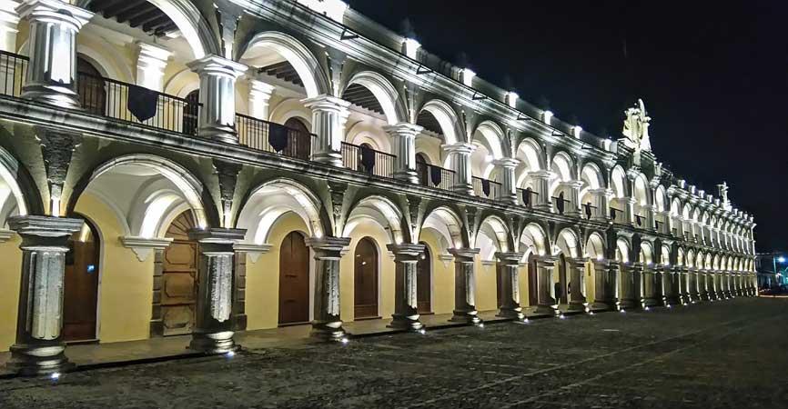 roteiro guatemala antigua