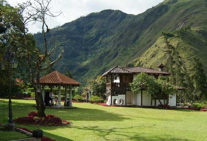 Baños equador