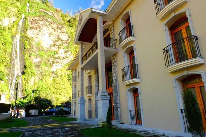 hoteis em Baños
