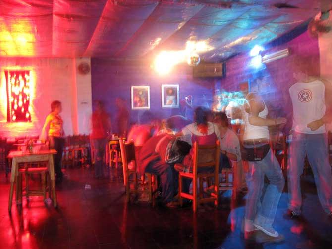 bar com música ao vivo em Medellín