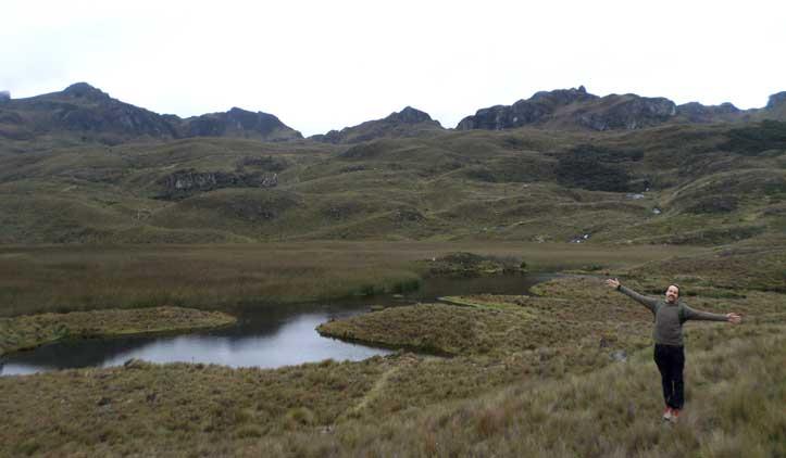 Parque Cajas, a exuberância dos Andes no Equador