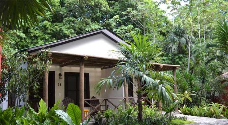 Hotel Jungle Lodge em Tikal na Guatemala