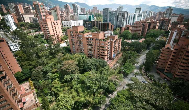 Onde ficar em Medellín: Poblado e outras opções