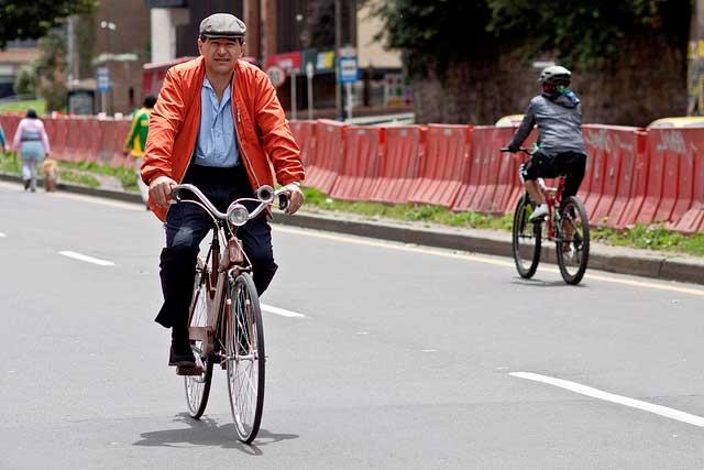 bicicleta bike bogota