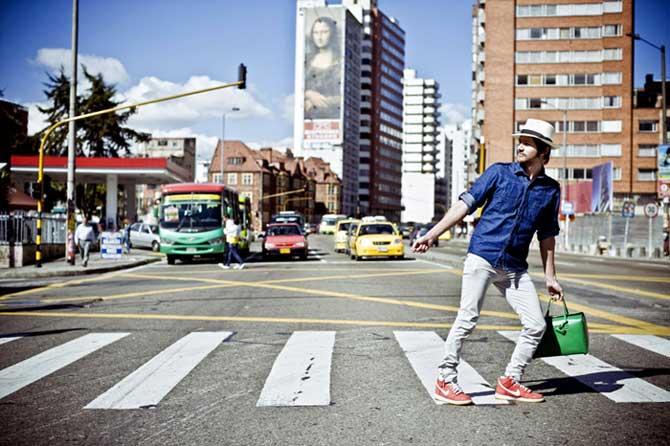Bogotá onde ficar chico