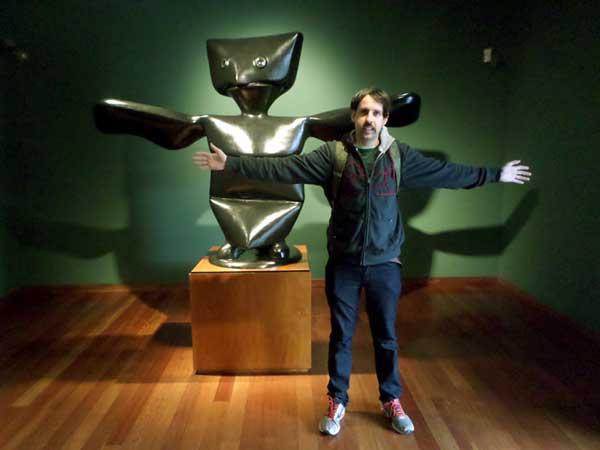 museu de arte em bogotá colombia