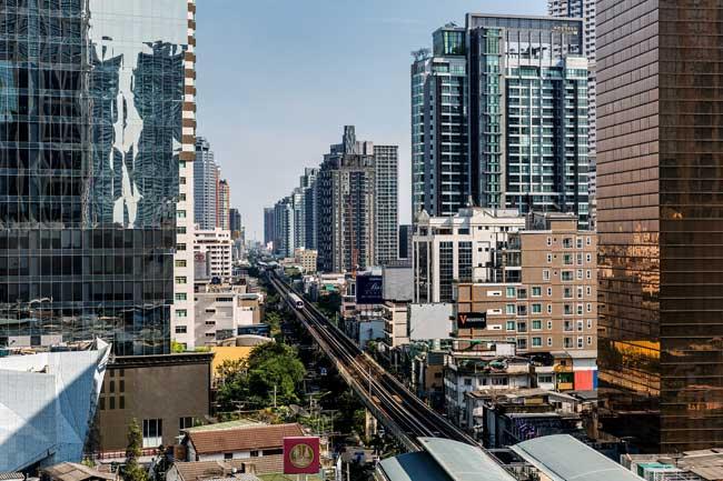 hoteis na avenida Sukhumvit em Bangkok
