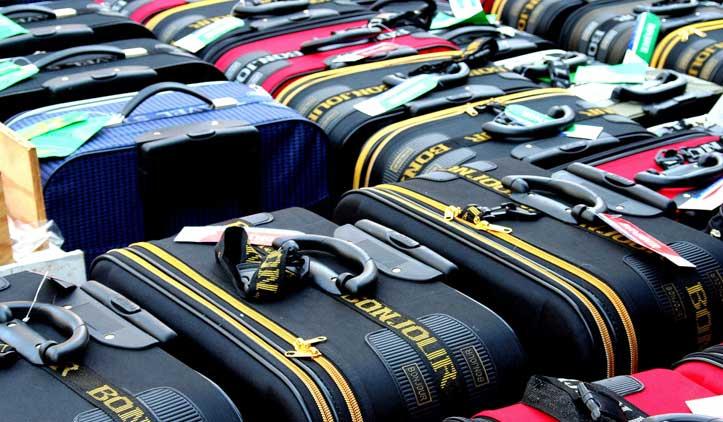 Viajar com mochila ou mala, qual a melhor opção?