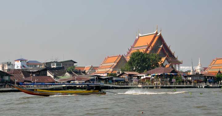 melhores bairros para se hospedar em bangkok