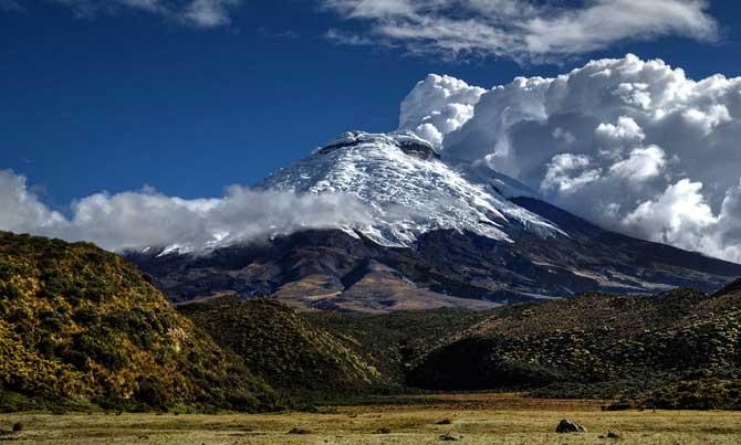 equador pontos turisticos cotopaxi