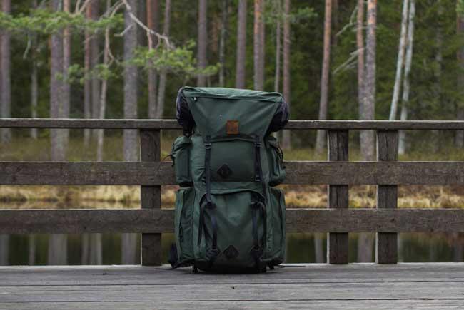 valores mochila para viajar