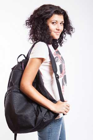 mochila de ataque