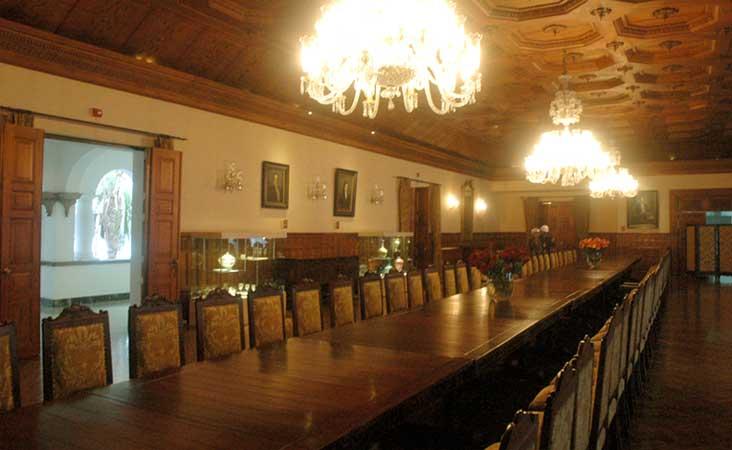 Palácio Presidencial Equador quito