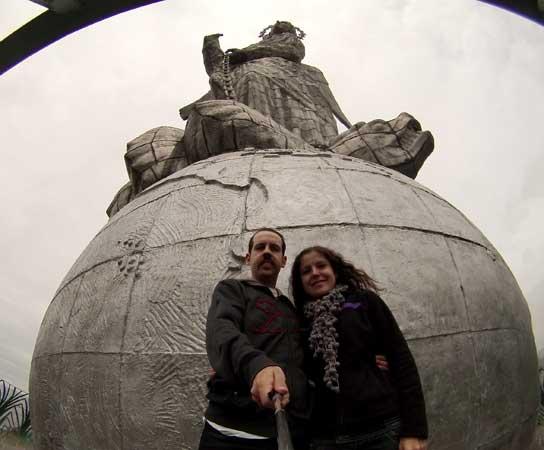 pontos turisticos de Quito no Equador