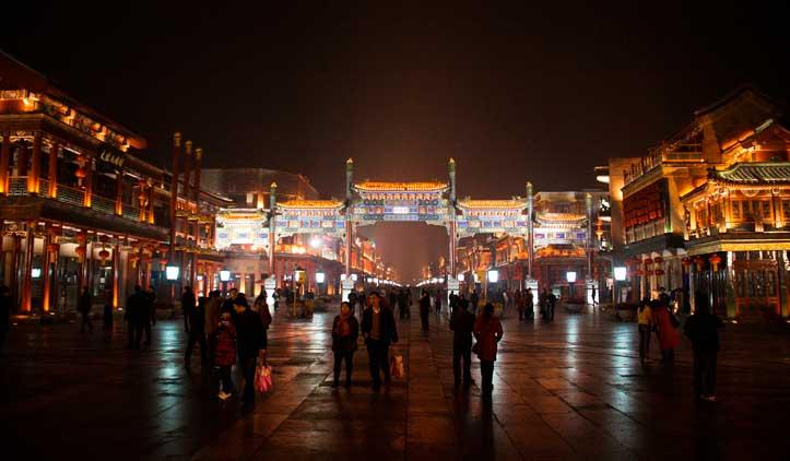 Rua Qianmen - Foto: thepismire