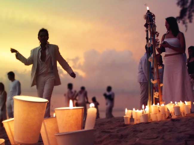 pedido de casamento praia ideias