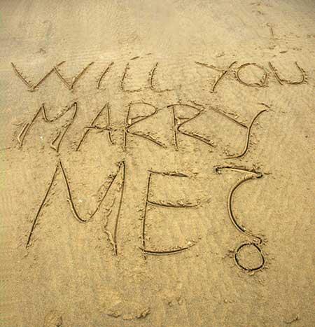 viagem romantica com pedido de casamento