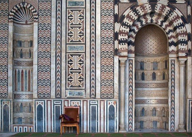 detalhes de Mesquita de cairo