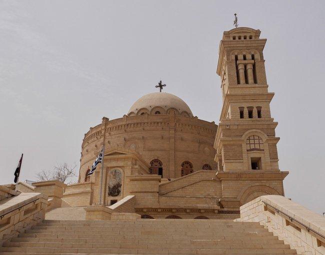 igreja de cairo coopta
