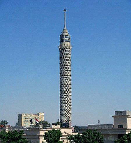 torre de cairo tower