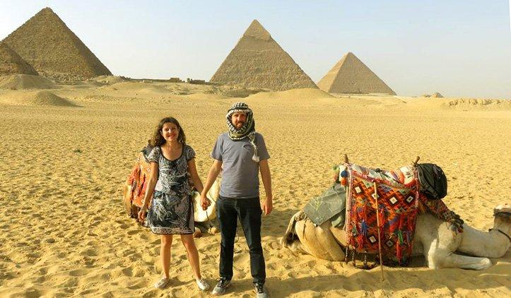 Pirâmides de Gizé: descubra os melhores locais para fotografar