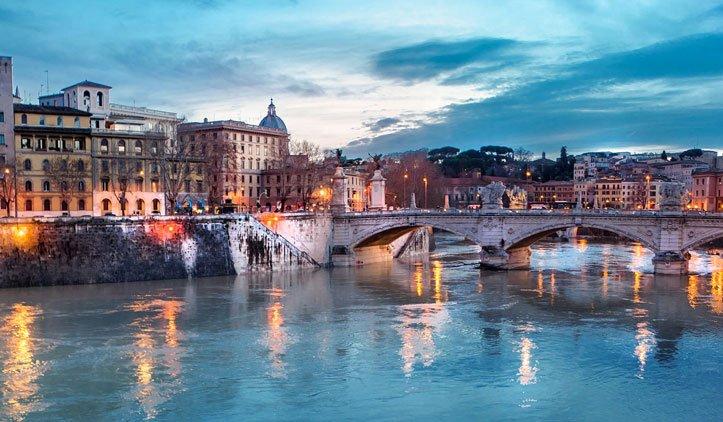 Roma, uma cidade intensa e cheia de encantos