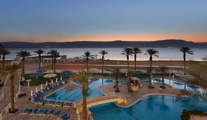 Mar Morto, onde ficar em Ein Bokek