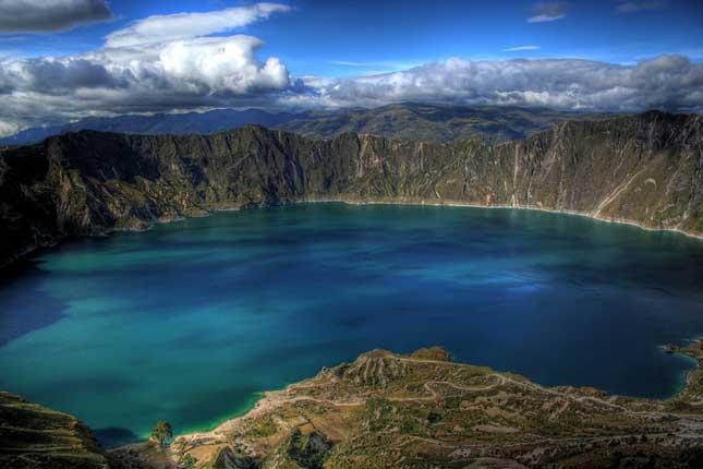o que fazer no equador