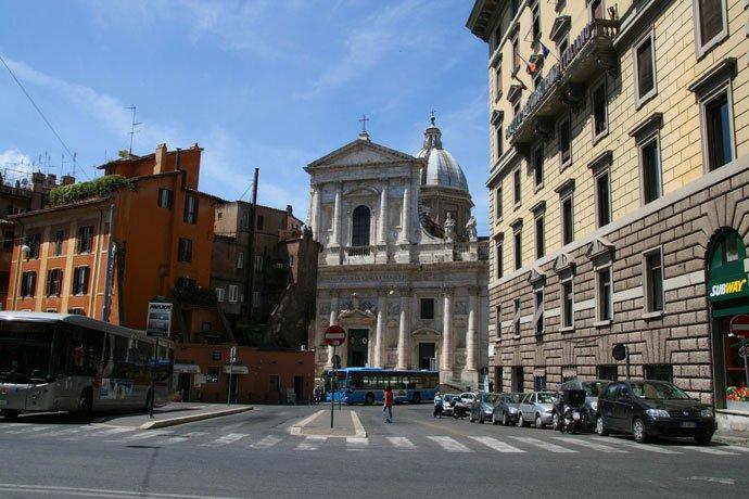 bairro de San Giovanni roma