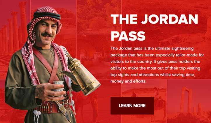 jordan pass jordania