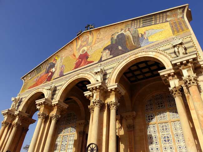 igrejas de jerusalem