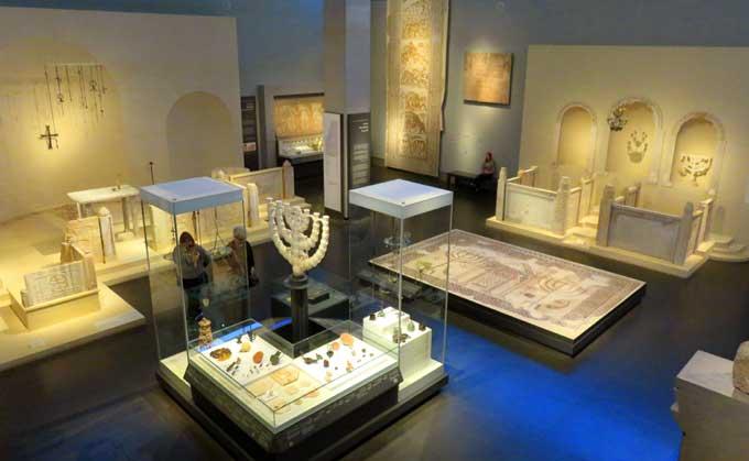 arqueologia do museu de israel