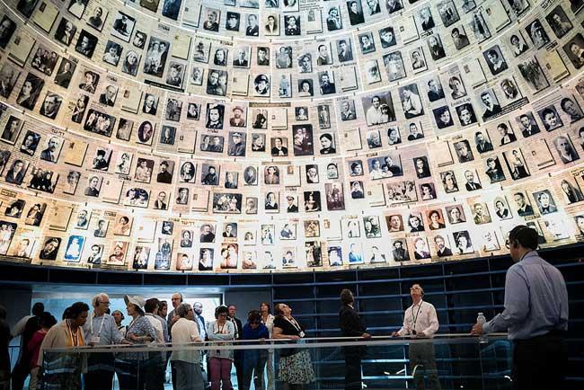 museu do holocausto jerusalem