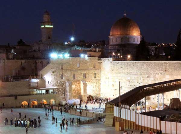 o que ver em jerusalem