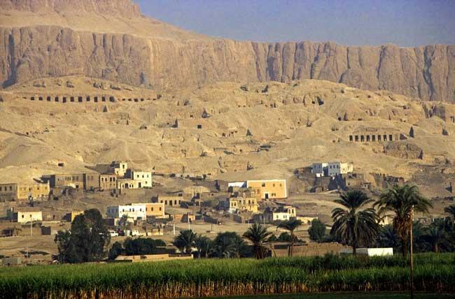 Vale dos Nobres, West Bank Luxor