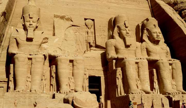 Abu Simbel, a joia do Egito Antigo