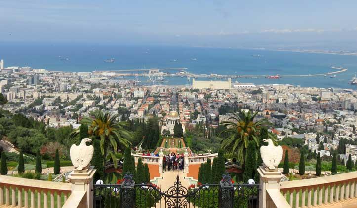 Onde ficar em Haifa