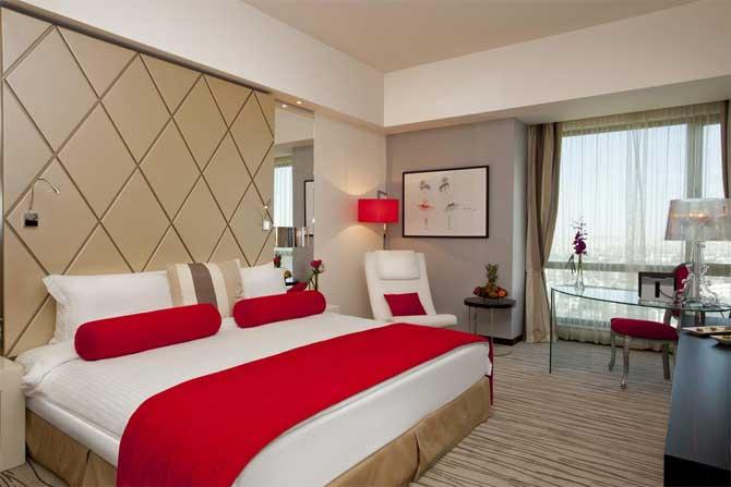 hotéis de luxo em amman jordania