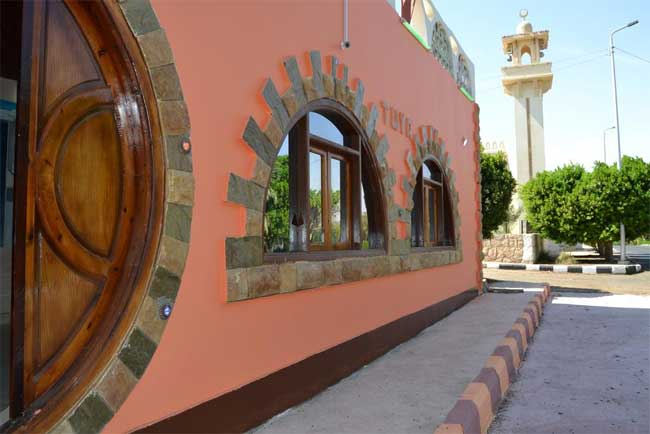 hotel Abul Simbel