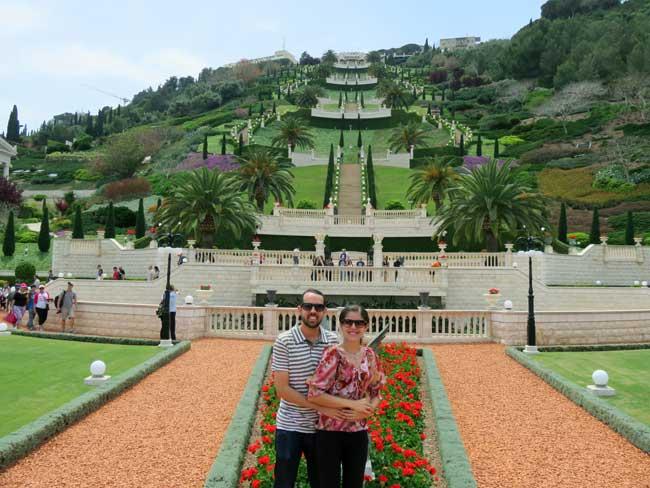 jardins de haifa