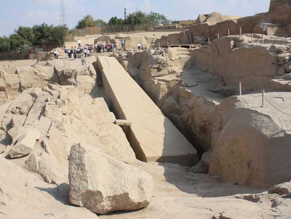 Obelisco Inacabado aswan