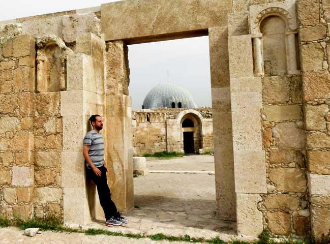 pontos turísticos de amã jordânia