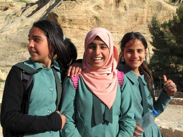 povo jordaniano